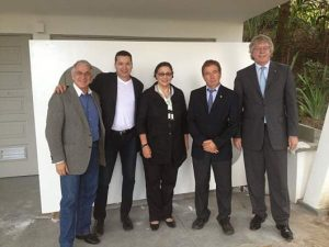 Einladung durch den Generalkonsul der Bundesrepublik Deutschland in Rio de Janeiro-1